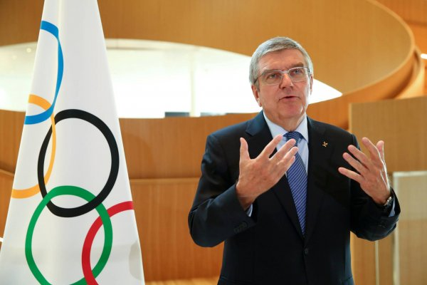 IOC President Thomas Bach back in Tokyo for start of Paralympics