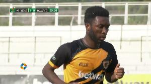 Seth Osei is yearning to join Kotoko from Ashanti Gold
