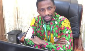 Dr Samuel Agu-Gyamfi is a political scientist