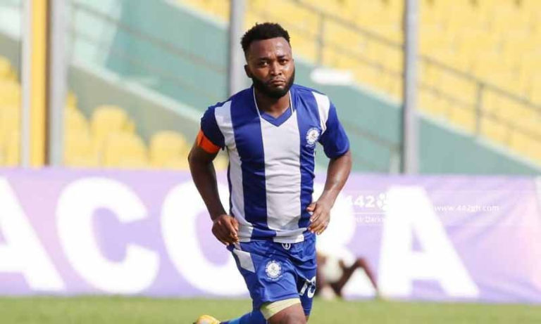 Awako missed Kamsar win due to sickness – Hearts coach Samuel Boadu