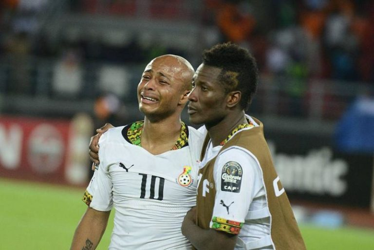 Gyan questions Black Stars tools for winning 2019 Afcon