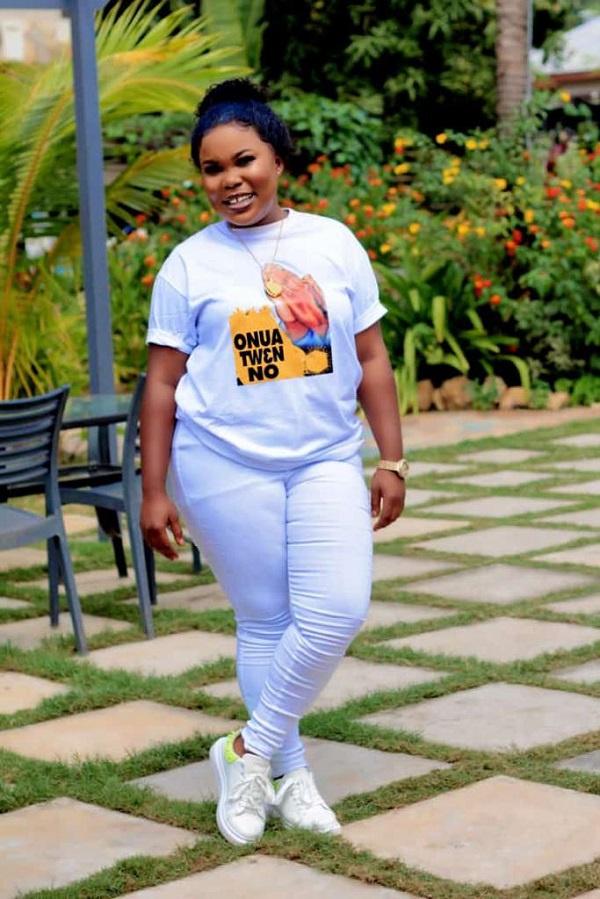 Awura Adwoa gives hope on 'Onua Twen No'