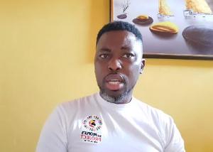 Social commentator, Kwame A Plus