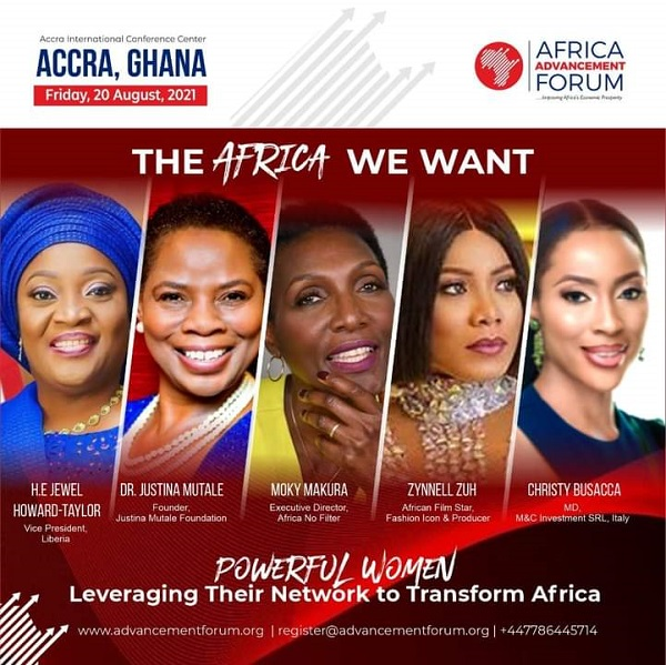 2021 Africa Advancement Forum to be held in Accra
