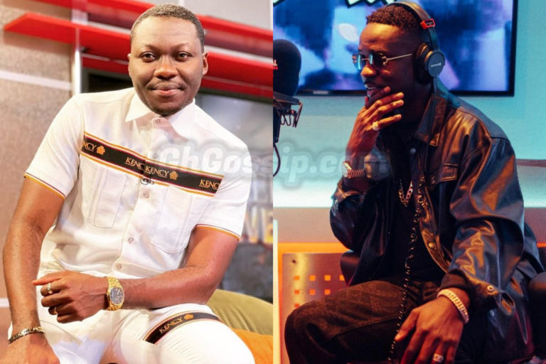 My Problem Is The Validation & The Endorsement He Gave To The Presenter's Statement- Arnold Asamoah-Baidoo Tackles Sarkodie