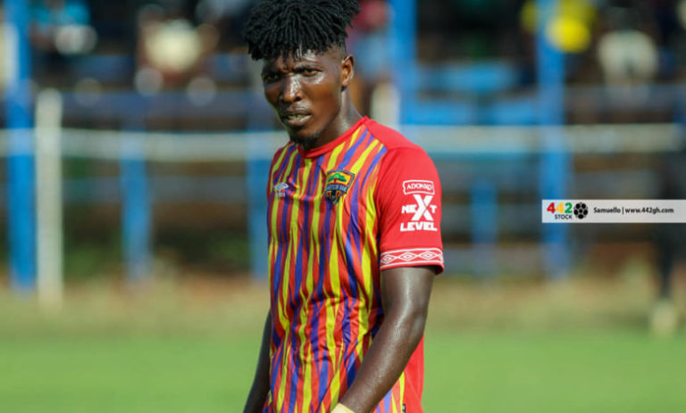 Black Stars coach Charles Akonnor explains Benjamin Afutu snub