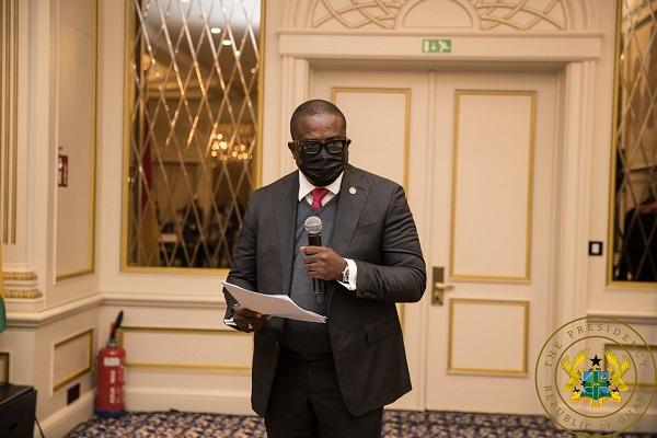 Charles Adu Boahen's speech at the inauguration of Ghana Exim Bank board