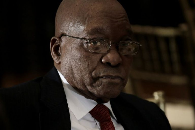 Court postpones corruption trial of former South African President Jacob Zuma
