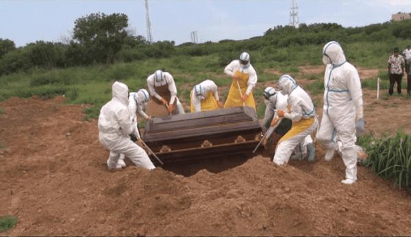 No more coronavirus burials by us – Environmental officers lay down tools