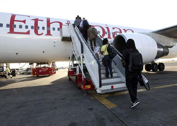 Ethiopian Airlines refutes claims of airlifting arms to Tigray