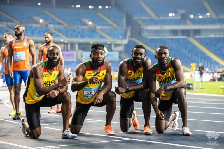 Team Ghana finishes 10th on African Medal Table at Tokyo Olympic Games