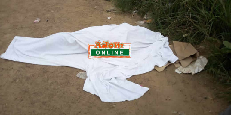 Nursing mother dies in gory accident at Kasoa