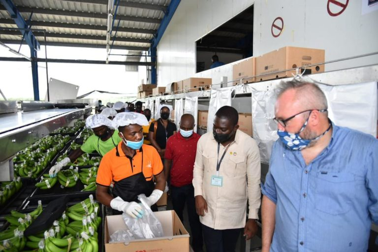 Krapa Pushes for Increased Intra Africa Trade