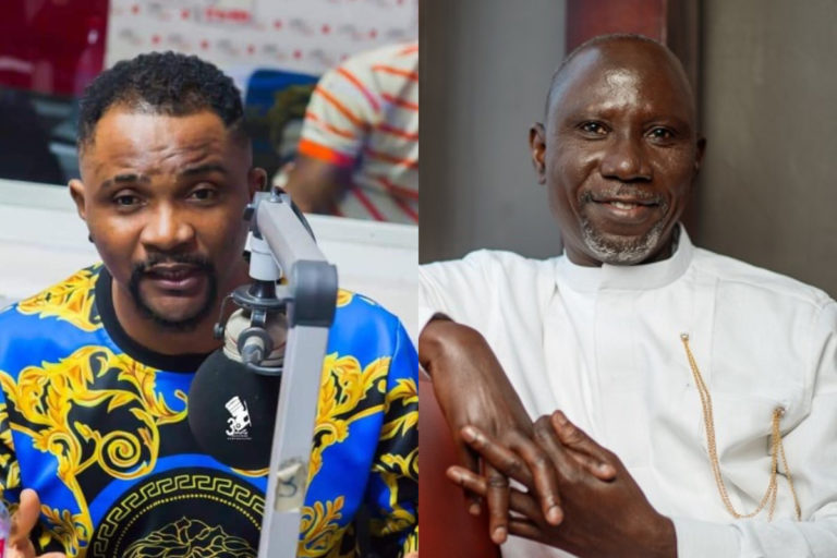 You Have Not Been Fair To Men When It Comes To Your Plays- Mr. Logic Tackles Uncle Ebo Whyte