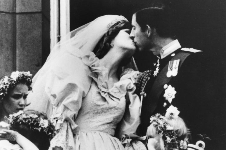 Slice of cake from Princess Diana, Prince Charles' wedding sells for over $2,500
