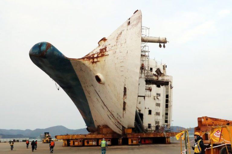 South Korea dismisses Sewol ferry data allegations, closes case