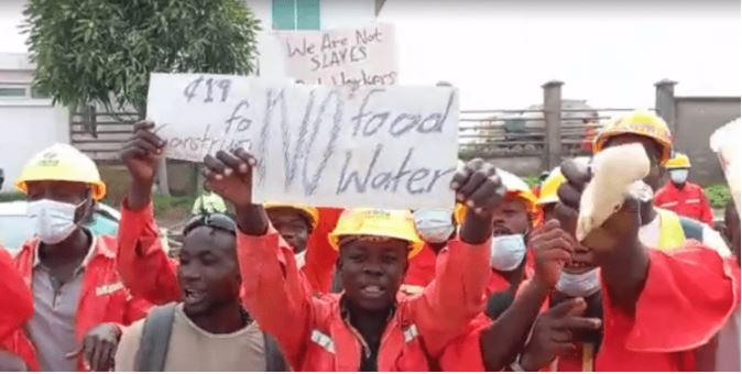 'Our GH¢19 wage is very insulting' – Takoradi PTC interchange workers announce strike
