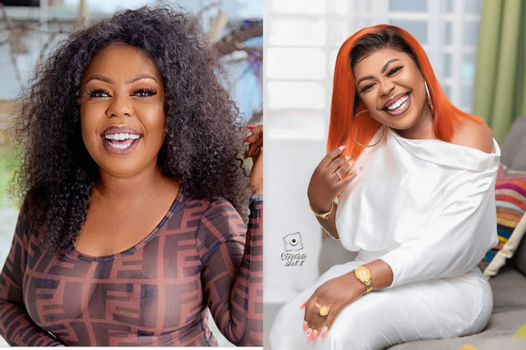 Afia Schwarzenegger Puts Her New Husband On Display For The First Time After Her Failed Marriage With Abrokwa » ™