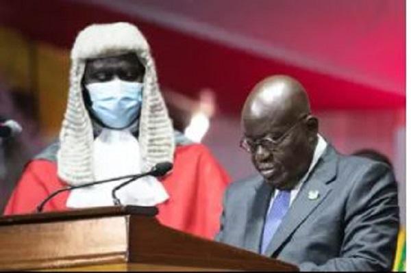 Akufo-Addo dismisses 'unmeritorious, unwarranted' petition seeking CJ's removal
