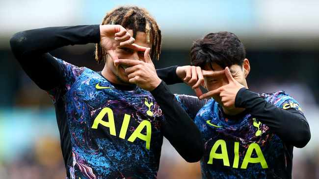 Harry Kane makes first appearance as Dele Alli earns Spurs a win at Wolves