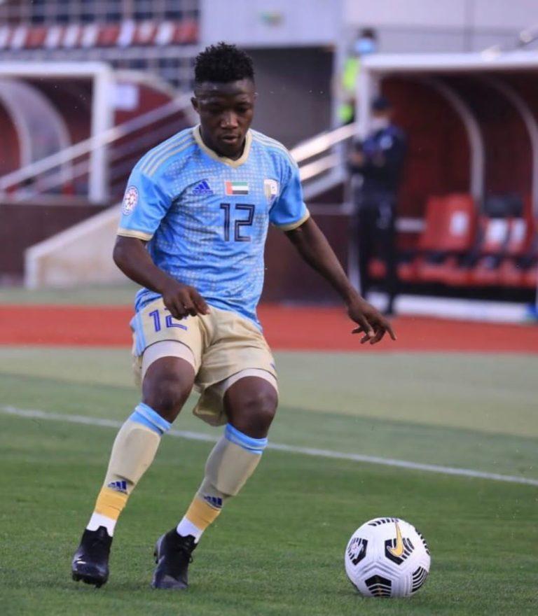 Benjamin Ayim reiterates desire to play for Black Stars