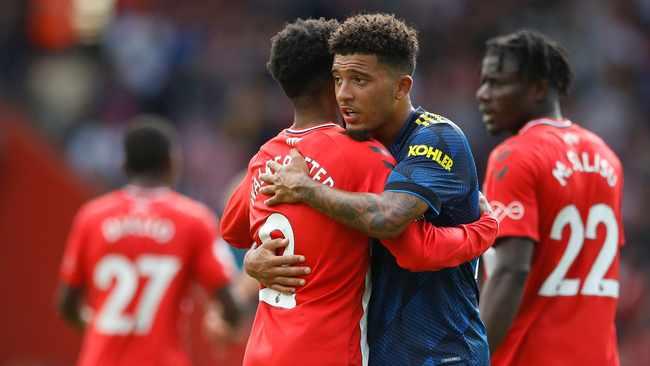 Sloppy Manchester United held to drew at impressive Southampton