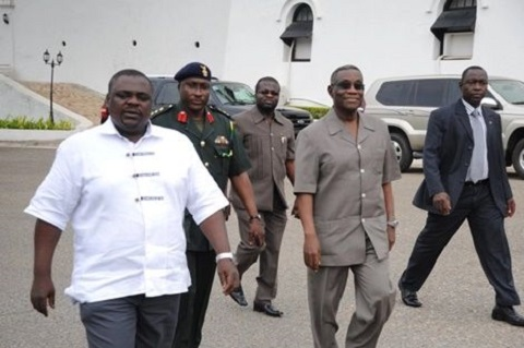 Do you have evidence that I created problems for Mills? – Anyidoho tackles 'Sir' Mosquito