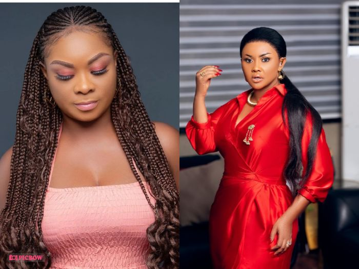 Ghanaians Blast Nana Ama Macbrown For Dropping A Video Calling On Fans To Donate Money To Support Beverly Afaglo » ™