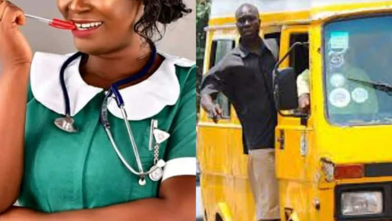"""Hard Girl"""" Nurse Falls Flat For A Trotro Driver, Shares Full Story Of How They Met » ™"""
