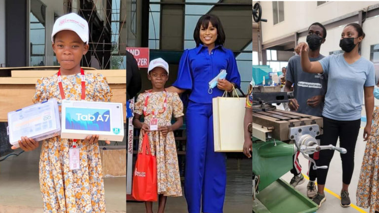 Berla Mundi Finally Gets Help For Young Girl Who Wants To Become An Engineer (+Photos) » ™