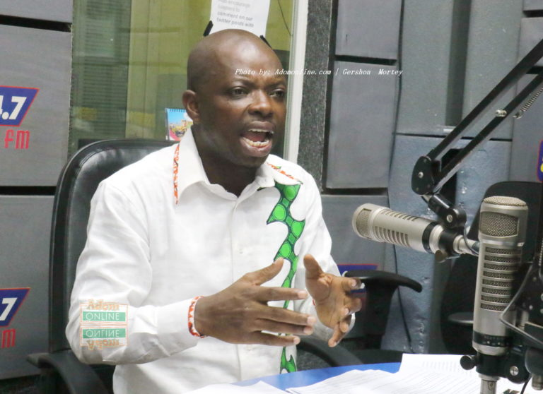Abronye DC makes passionate appeal over Takoradi 'pregnant' woman