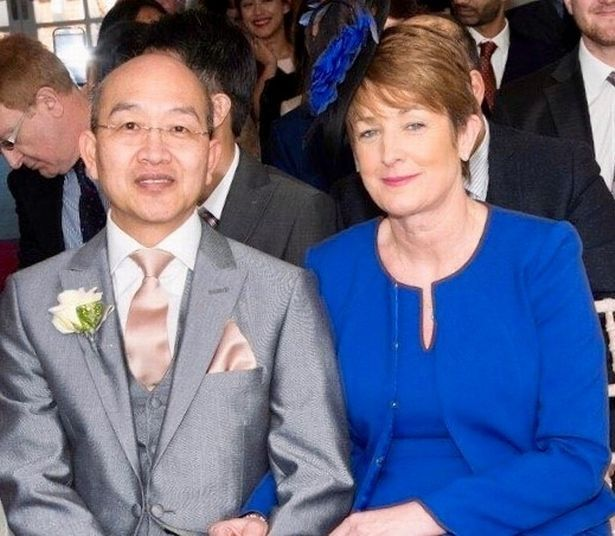 Richard and Angela Wong both tragically died