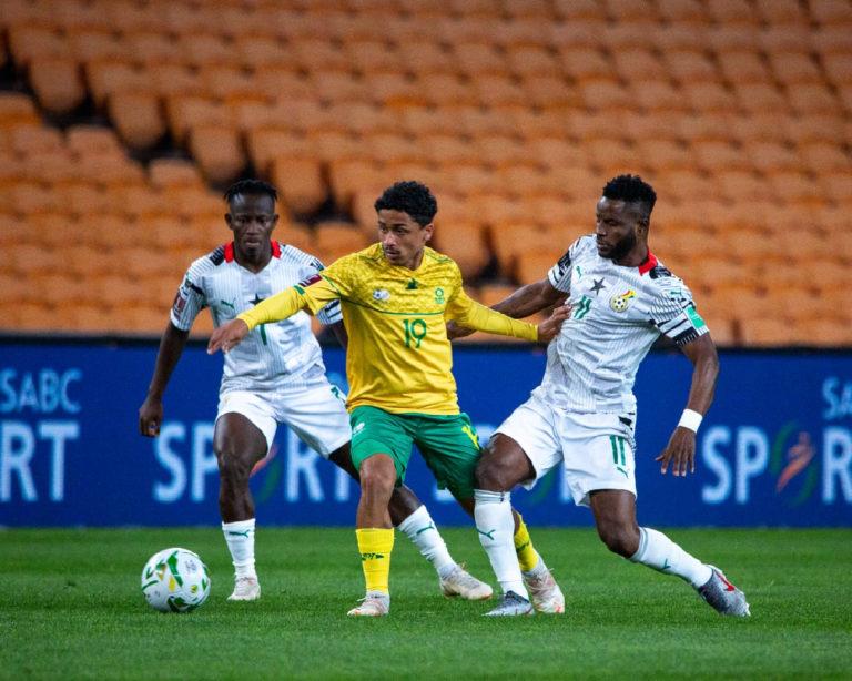 Uninspiring Black Stars fall short in Johannesburg