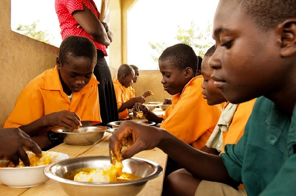 School Feeding Programme shrugs off corruption allegations