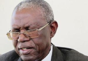 Private legal Practitioner John Ndebugri
