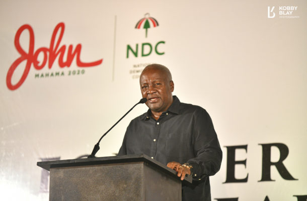 Akufo-Addo more interested in Agenda 111 sod-cutting than completing existing hospitals – Mahama