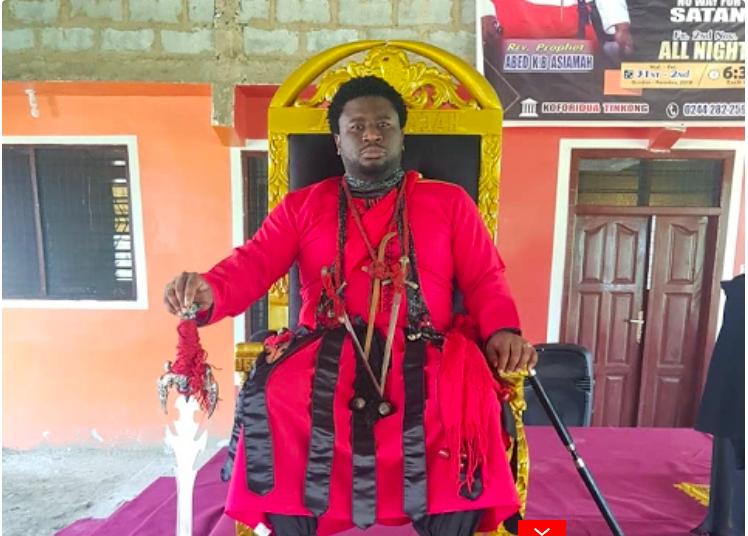 Not everyone is destined to win a huge bet – Bishop Ajagurajah » ™