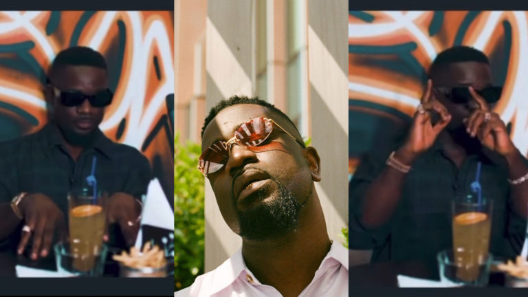 Let The Beat Breathe – Sarkodie Lectures On How To Do A Proper Rap Delivery (Video) » ™