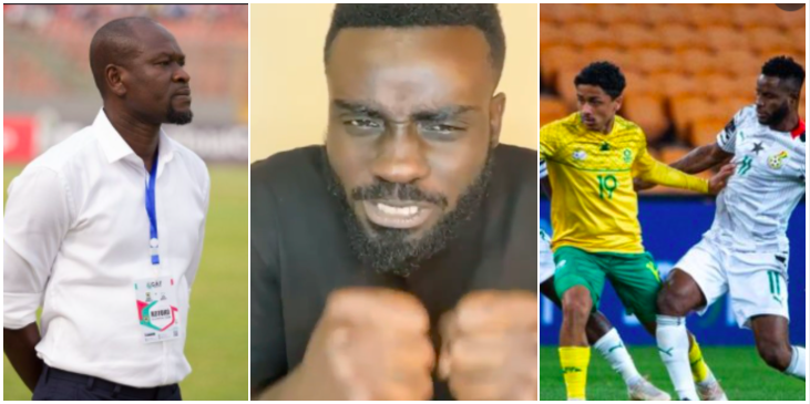 'How can you play 90mins without getting a single corner kick? – Man who lost huge bet blasts CK Akonnor » ™