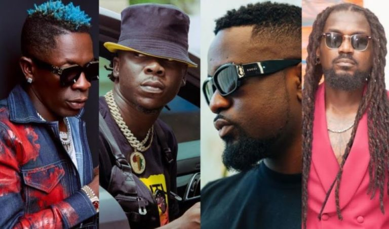 (+VIDEO) Shatta Wale gives vivid explanation why his collaboration with Stonebwoy, Sarkodie, others has delayed » ™