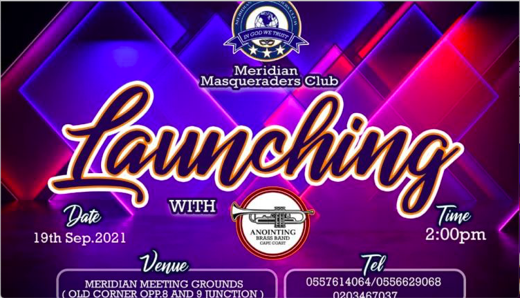 Meridian Masquerading Club Set To Announce Its Presence In Ghana – Full GIST » ™