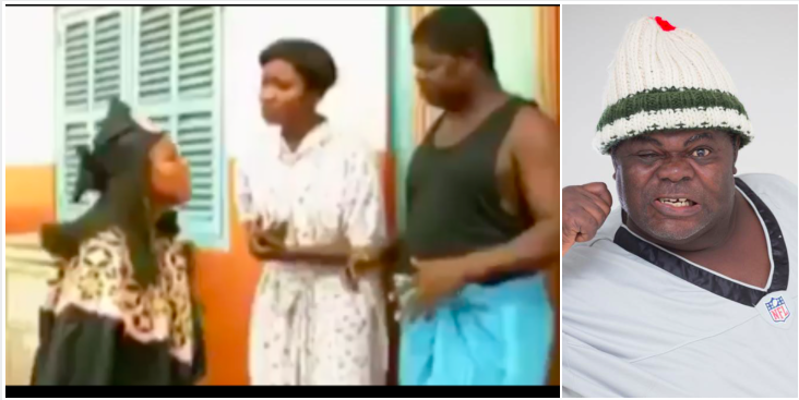 Throwback video of Psalm Adjeteyfio owing rent and struggling with his landlord in his heydays pops up » ™
