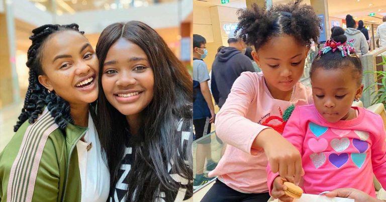 Beautiful photos drop as Nana Ama McBrown and Kafui Danku with their Ghanaian-Canadian children link up in Canada » ™