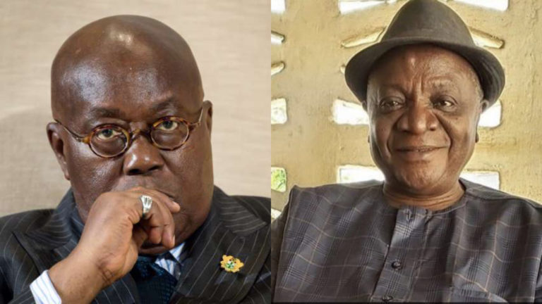 He helped me to win the 2016 elections, so I will miss him – President Akufo-Addo mourns Nana Ampadu » ™