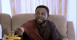 Ghanaian preacher, Odansefo Yosef Ampadu