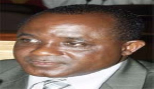 Eric Amoateng is a former NPP MP