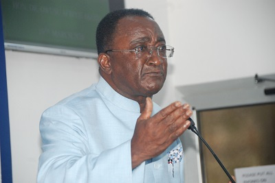Agric Minister visits GADCO rice mill in the Volta Region