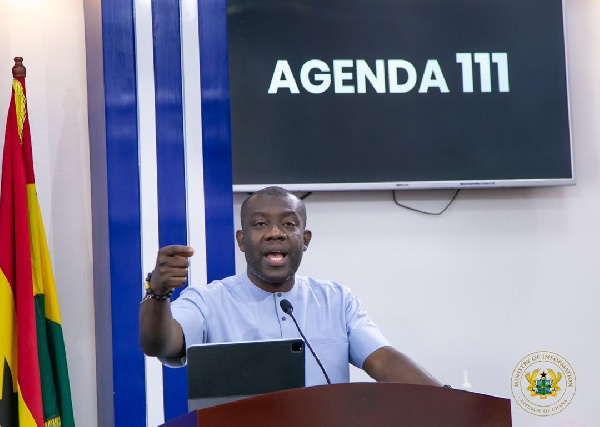 Oppong-Nkrumah tackles NDC MP over 'illegal contracts' allegation