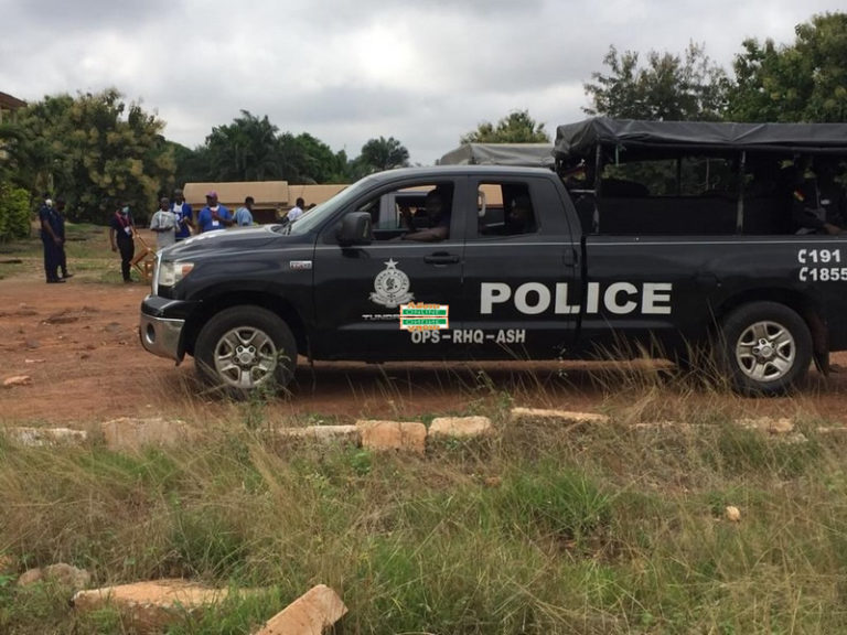 Police command visits assaulted 'illegal connection' victims, apologises to them –