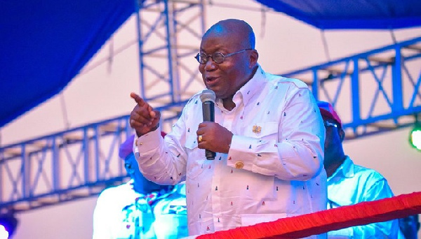 'Akufo-Addo suffered from incumbent president openly supporting a candidate' – Ben Ephson